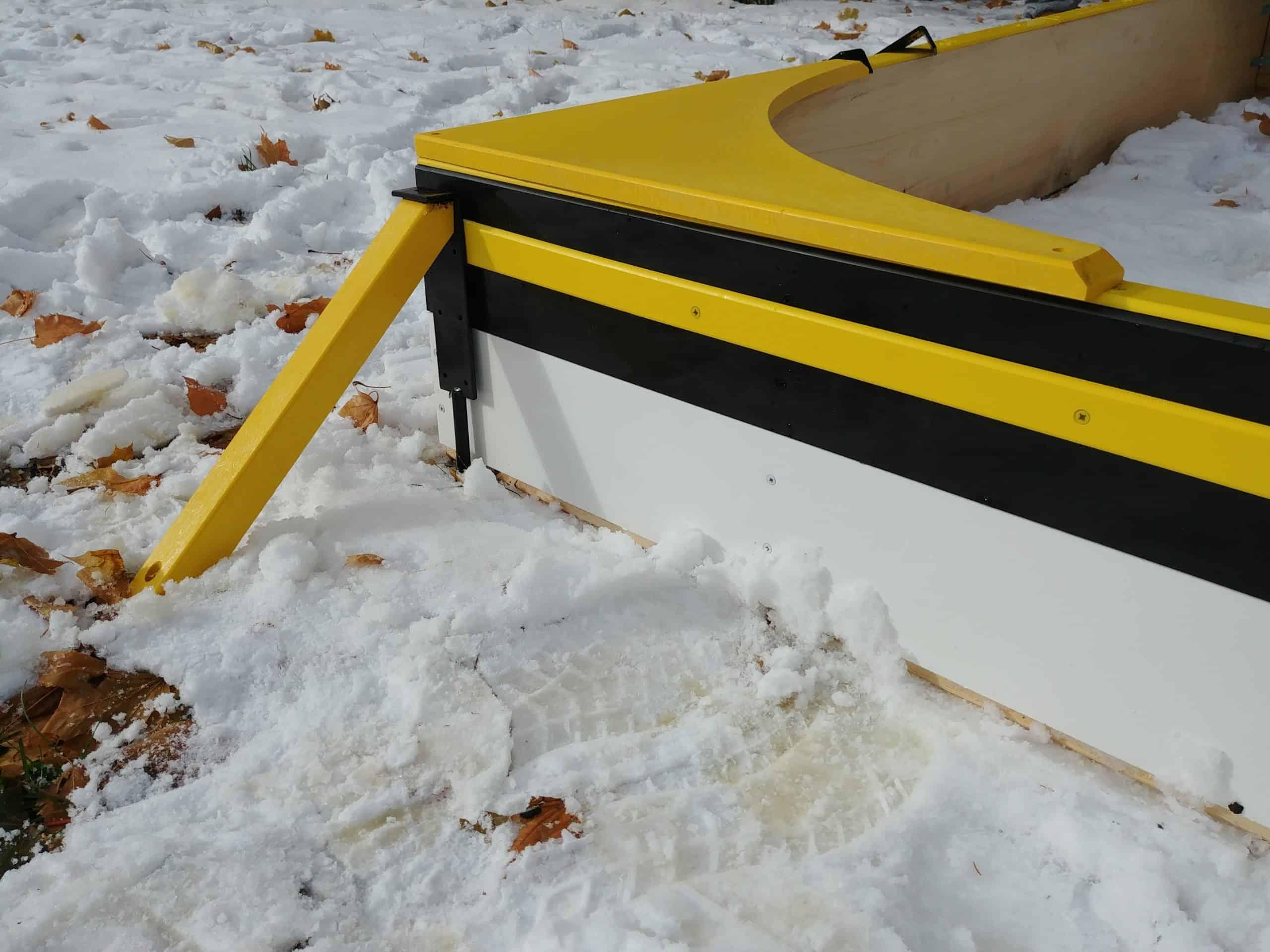 Complete Ultimate 8' Pro Panels | Backyard Rink
