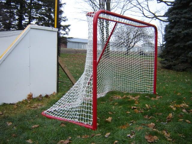 Ultimate Backyard Rink : Home  Shop  Hockey Stuff  Premium Hockey Goal