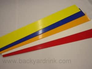 Kickplate Color Options