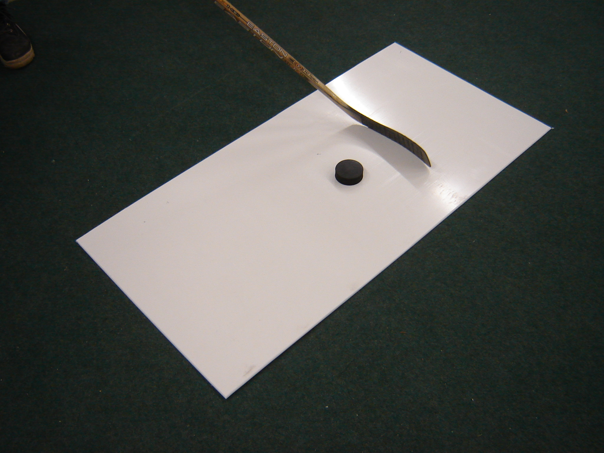 puckboard sheet