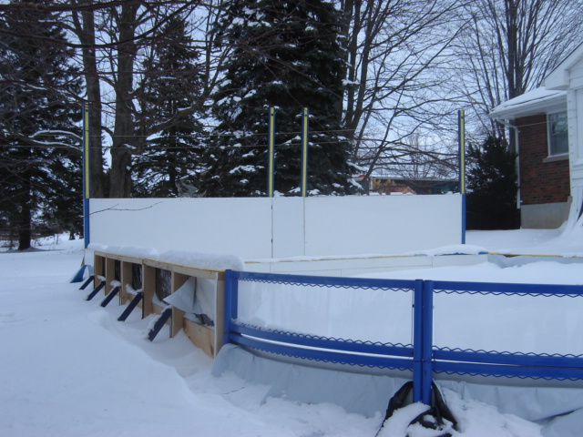 Backyard Ice Rink Walls 2017 2018 Best Cars Reviews