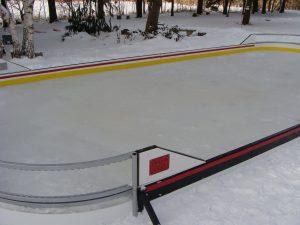 Tru ice rink corner 25th Anniversary 2017 Edition