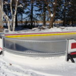 Backyard Rink Corner Panels