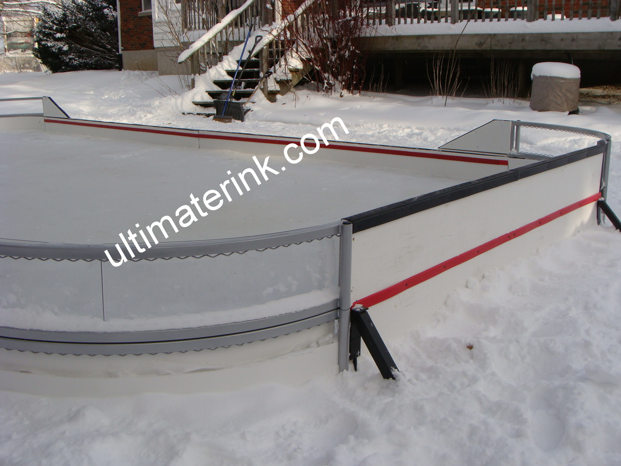 Backyard Rink Panels