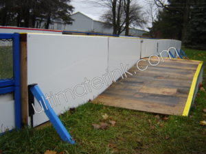 backyard rink accessories, parts and supplies