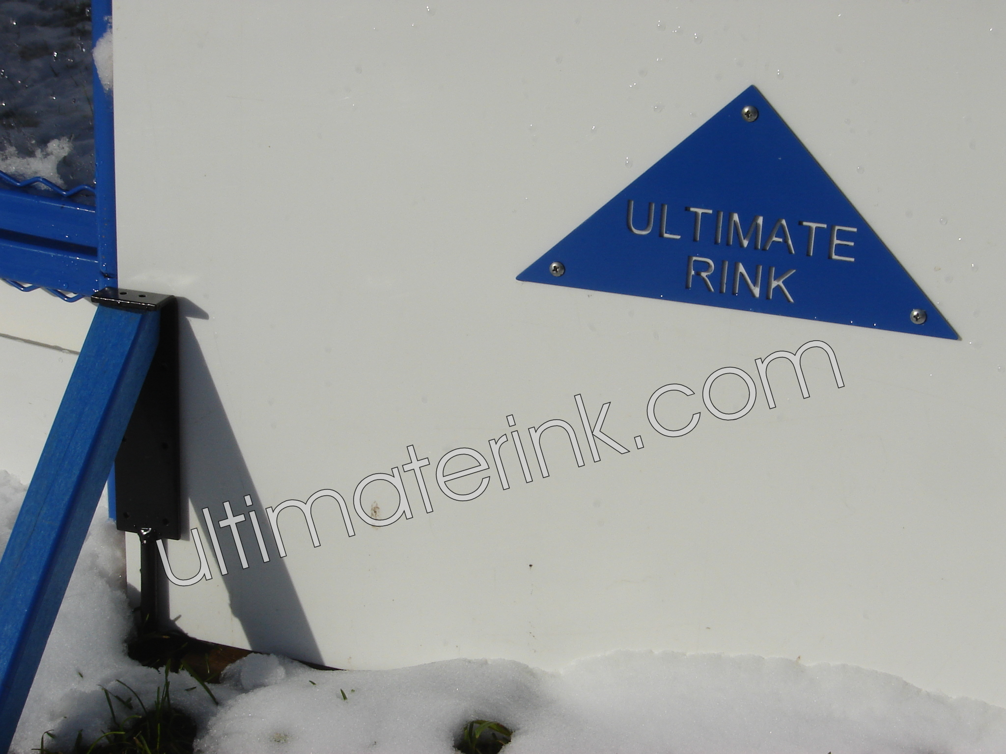 ice rink kit standard sizes and great advice