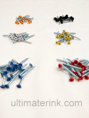 matching screws for your basement or backyard rink.