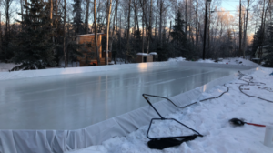 "Ice Rink Repair facts and the ""How To"""
