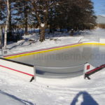 Backyard Rink Hockey Panels