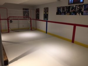 Basement Rink Ultimate Rink 2018