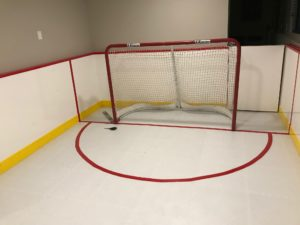 DIY Basement Rinks