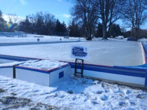 Community Rinks, Parks and Recs