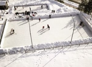 Community Rinks, Parks and Rec's